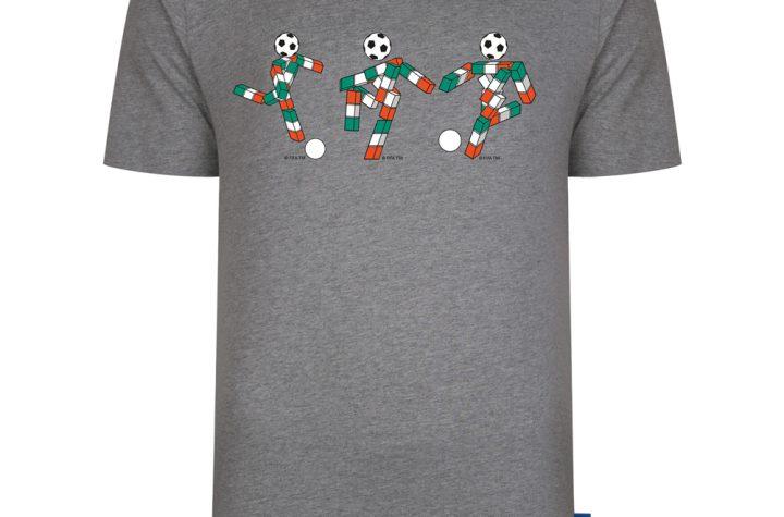 FIFA 1990 Three Mascot Tee