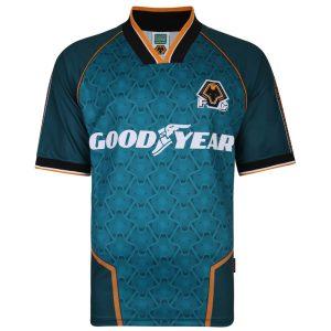 Wolverhampton Wanderers 1996 Away shirt