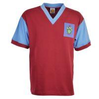 Scunthorpe United Kids Retro Football Shirt