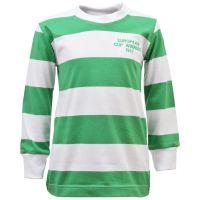 Celtic  Kids 1967 European Cup Winners Long Sleeve Shirt
