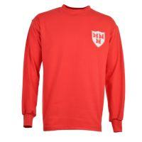 Shelbourne 1960s Kids Retro Football Shirt