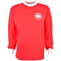 Canada 1960s Kids Retro Football Shirt