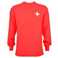 Switzerland 1960 Kids Retro Football Shirt