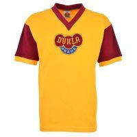 Dukla Prague 1960s Away Kids Retro Football Shirt