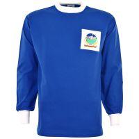 Linfield 1960s Kids Retro Football Shirt
