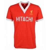 Liverpool 1978 Hitachi Home Shirt