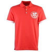 Swindon Town Red Polo Shirt