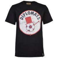 Washington Dips - Black T-Shirt