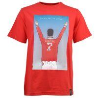 Pennarello: I am Cantona T-Shirt - Red