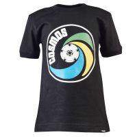 Kids NASL New York Cosmos T-Shirt - Black