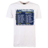 1981 FA Cup Final Replay (Tottenham) Retrotext T-Shirt