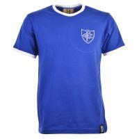 Chelsea 12th Man T-Shirt - Royal/White Ringer